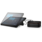 HP Elite Slice G2 DDR4-SDRAM i5-7500T USFF 7th gen Intel® Core™ i5 8 GB 128 GB SSD Windows 10 IoT Enterprise PC Black