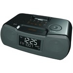 Sangean RCR-10 Clock Digital Black radio
