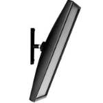 Atdec SD-WD flat panel wall mount Black