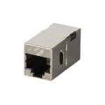 Black Box FM608 socket-outlet RJ-45 Metallic