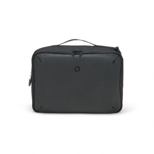Dicota MOVE Suitcase Soft shell Black Polyethylene terephthalate (PET)