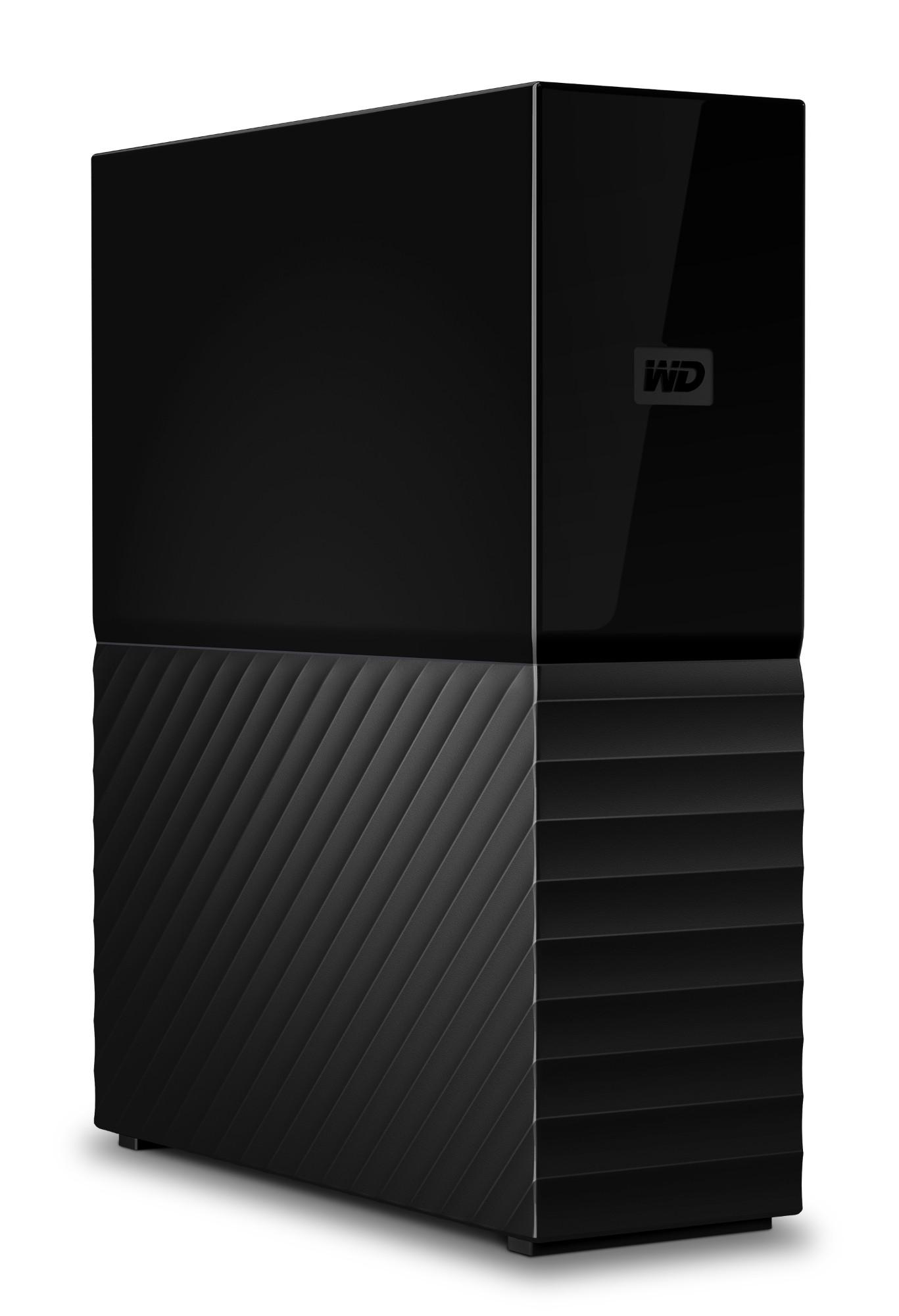 Western Digital My Book disco duro externo 8000 GB Negro