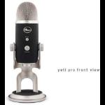 Blue Microphones Yeti Pro Black, Silver Notebook microphone