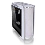 Thermaltake Versa C24 RGB Snow Edition Midi-Tower White computer case
