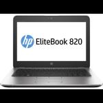 "HP EliteBook 820 G3 2.3GHz i5-6200U 12.5"" 1366 x 768pixels Black,Silver"