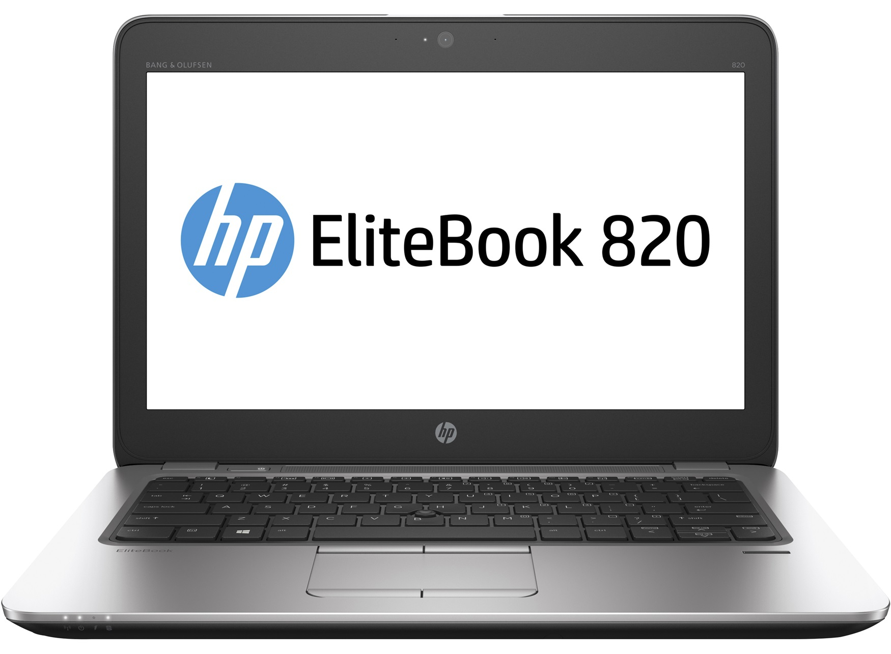 "HP EliteBook 820 G3 2.3GHz i5-6200U 12.5"" 1366 x 768pixels Black,Silver"