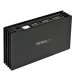 StarTech.com 7 Port Black USB 2.0 Hub
