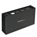 StarTech.com 7 Port Black USB 2.0 Hub