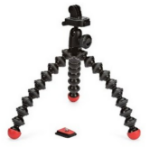Joby JB01300 Digital/film cameras Black,Red tripod
