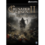 Paradox Interactive Crusader Kings II: The Reaper's Due PC/Mac Video game downloadable content (DLC) Mac/PC
