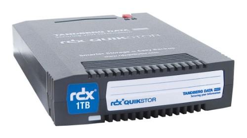 Tandberg Data RDX QuikStor tape drive Internal 1000 GB