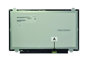 2-Power SCR0501B Notebook display notebook spare part