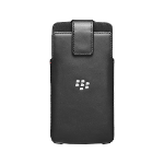 "BlackBerry ACC-63066-001 5.5"" Holster Black mobile phone case"