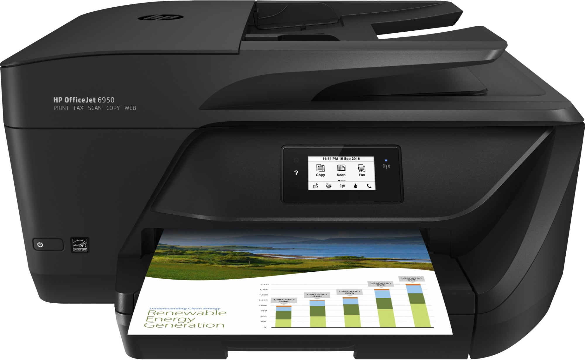 HP OfficeJet 6950 All-in-One Printer
