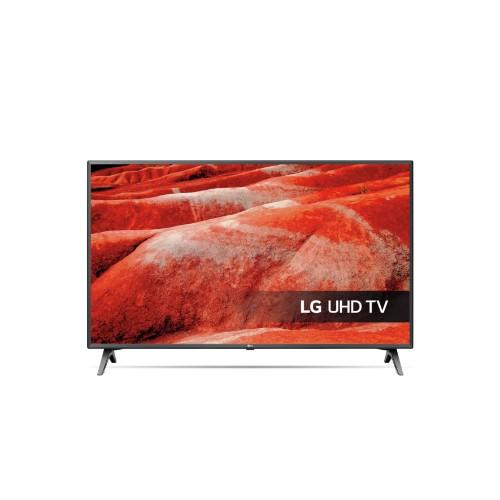 """LG UM7510PLA 139.7 cm (55"""") 4K Ultra HD Smart TV Wi-Fi Black"""