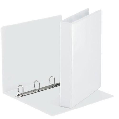 Esselte Panorama Ring Binders 4 x 30 mm White ring binder A4