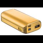 Trust 4400 4400mAh Gold power bank