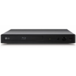 LG BP350 Blu-Ray player 2.0channels Black