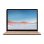 Microsoft Surface Laptop 3 Notebook Sand 34,3 cm (13.5 Zoll) 2256 x 1504 Pixel Touchscreen Intel® Core™ i5 Prozessoren der 10. Generation 8 GB LPDDR4x-SDRAM 256 GB SSD Wi-Fi 6 (802.11ax) Windows 10 Pro
