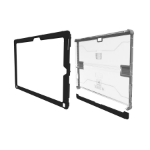 """Trident Cyclops 10.8"""" Cover Black,White"""