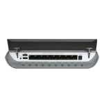 NETGEAR 8-port Gigabit Smart Managed Plus Switch with Cable Management