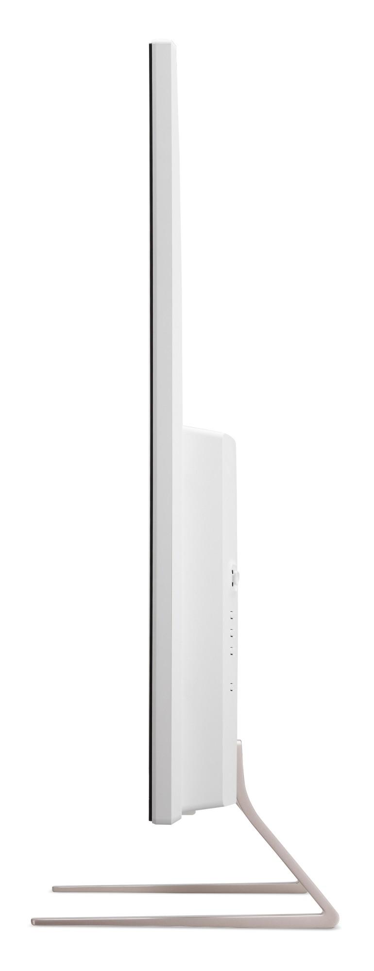 """Acer ET430Kbmiippx 42"""" 4K Ultra HD IPS Matt Gold,White computer monitor"""