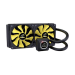 Akasa Venom A20 Processor liquid cooling