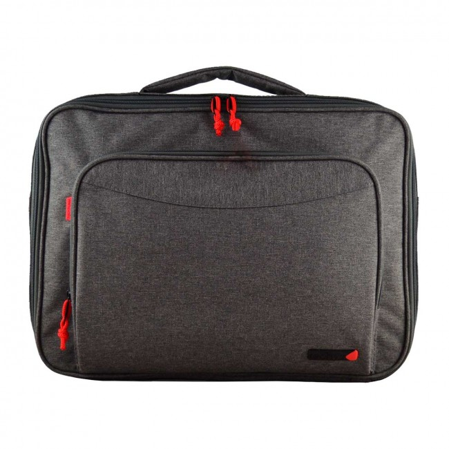 "Tech air TANZ0137 maletines para portátil 39,6 cm (15.6"") Bandolera Gris"