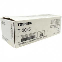 Toshiba 6A000000932 (T-2025) Toner black, 3K pages @ 6% coverage
