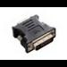 V7 Adattatore video nero da DVI-I maschio a VGA femmina