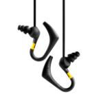 Veho VEP-005-ZS2 headphones/headset Ear-hook Black,Yellow