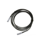 Mellanox Technologies MCP1600-E001E30 cable infiniBanc 1 m QSFP28 Negro