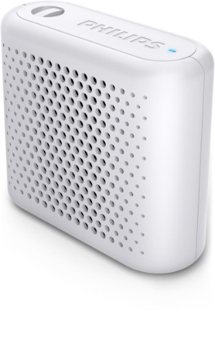 Philips BT55W/00 portable speaker 2 W Mono portable speaker White