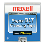 Maxell SDLTtape Cleaning Cartridge
