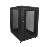 StarTech.com Server Rack Cabinet - 31 in. Deep Enclosure - 18U
