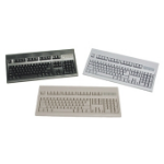 Keytronic E03601P15PK PS/2 Beige keyboard