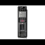 Hewlett Packard Enterprise BladeSystem D2220sb Black disk array