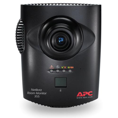APC NBWL0355A security camera IP security camera Cube Black