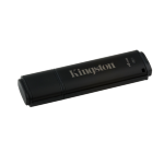 Kingston Technology DataTraveler 4000 G2 4GB 4GB USB 3.0 (3.1 Gen 1) Type-A Black USB flash drive