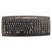 Keytools HiVis Multimedia Keyboard white letters