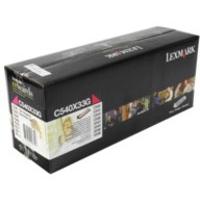 Lexmark C540X33G Developer unit, 30K pages @ 5% coverage