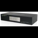 iogear GCS1224TAA3 KVM switch Black,Silver