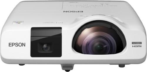 Epson EB-536Wi data projector 3400 ANSI lumens 3LCD WXGA (1280x800) Desktop projector White