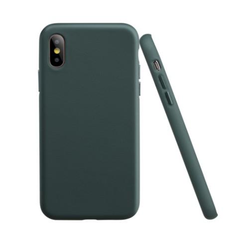 Garbot Corium Nappa Leather Case for Iphone XS/X Verde Sagitta