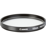 Canon F52REG Regular 52mm filter 5.2 cm