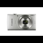 "Canon Digital IXUS 185 Cámara compacta 20 MP CCD 5152 x 3864 Pixeles 1/2.3"" Plata"