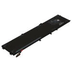 2-Power 11.4v, 6 cell, 84Wh Laptop Battery - replaces T453X