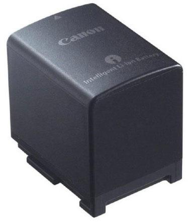Canon BP-828 camera/camcorder battery Lithium-Ion (Li-Ion)