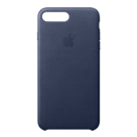 "Apple MQHL2ZM/A funda para teléfono móvil 14 cm (5.5"") Funda blanda Azul"