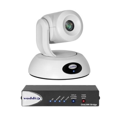 Vaddio RoboSHOT 30E HDBT OneLINK Bridge video conferencing system Personal video conferencing system 8.57 MP Ethernet LAN
